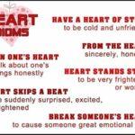 Body Idioms 2