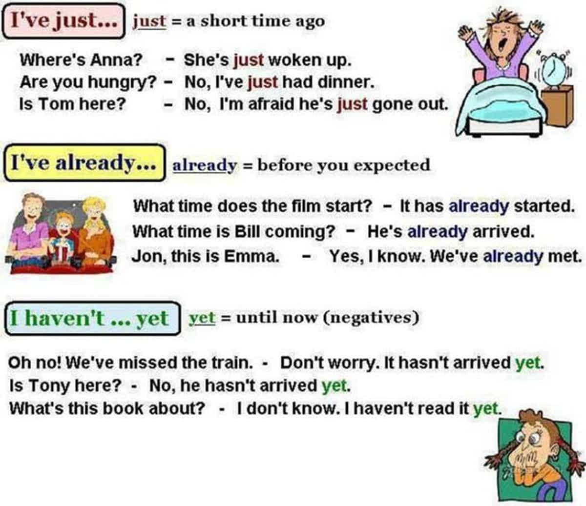 Learn from mistakes idioms examples