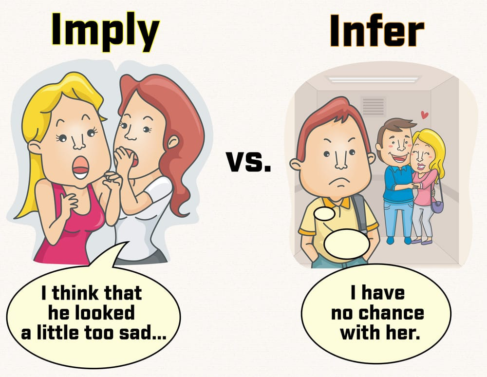 INFER/ IMPLY
