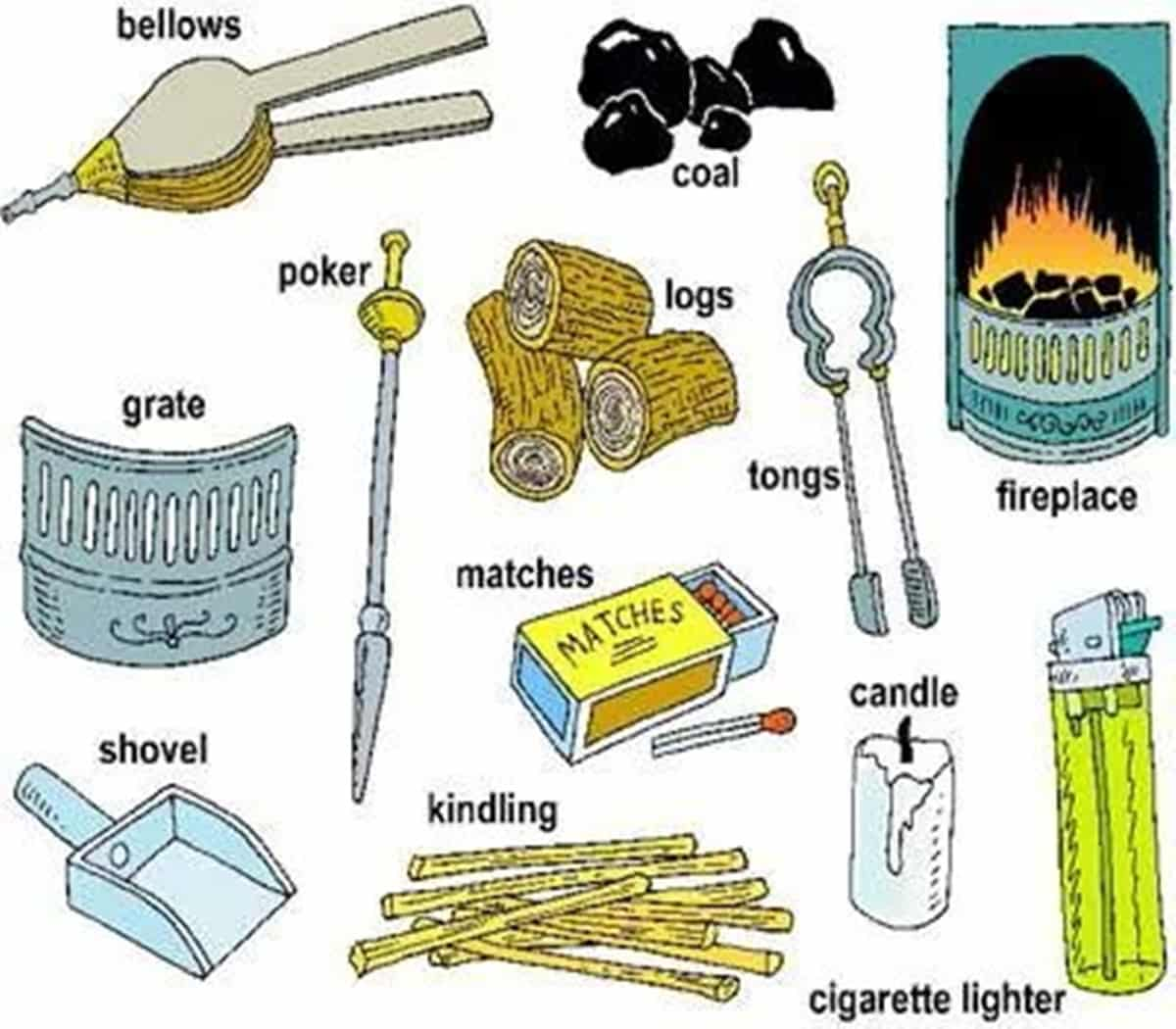 Tools, Equipment, Devices and Home Appliances Vocabulary: 300+ Items Illustrated 4