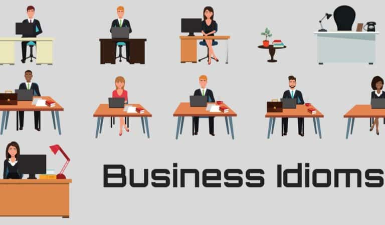 10 Business Idioms Commonly Used in the Workplace