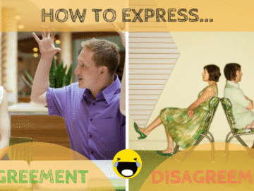 Expressing Opinions in English: Agreeing and Disagreeing 13