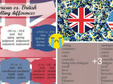 Important American and British Spelling Differences You Should Know 15