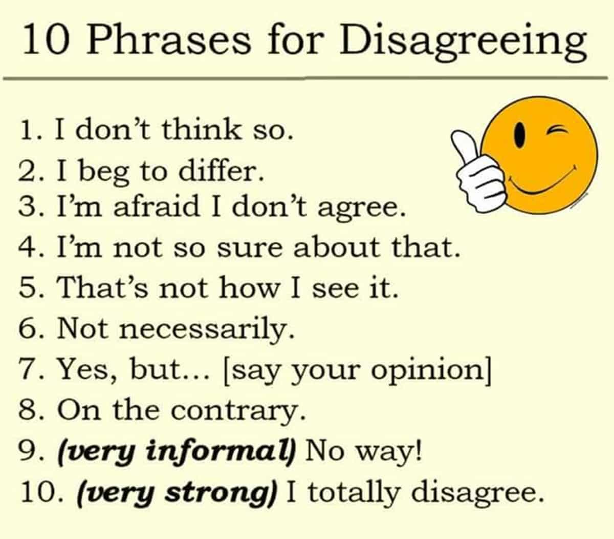 Daily English Conversations: Different Phrases You'll Use Over and Over 24