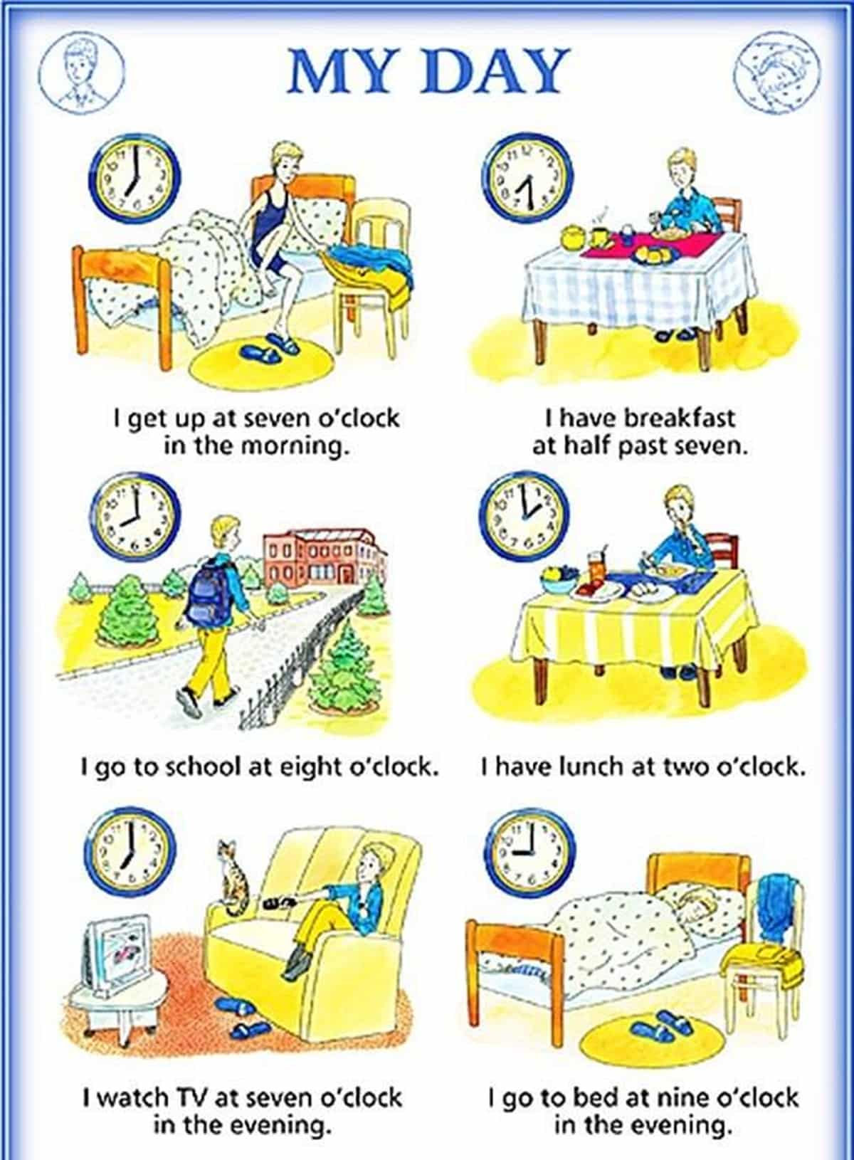 Useful English Phrases to Describe Your Daily Routines 16