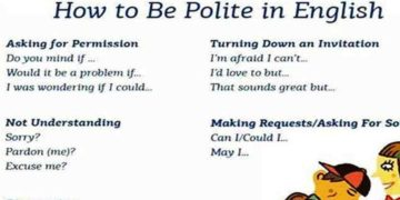 How to Be More Polite in English! ;) 3