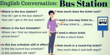 Easy Conversations about Transportation For ESL Students 1