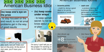 40 Business Idioms Commonly Used in the American Workplace 10