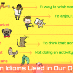 10+ Common Conversational Structures in English 2