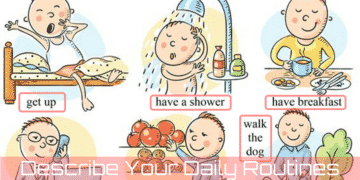 Useful English Phrases to Describe Your Daily Routines 1