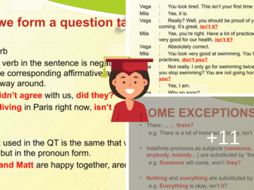 How to Form Question Tag in English 14