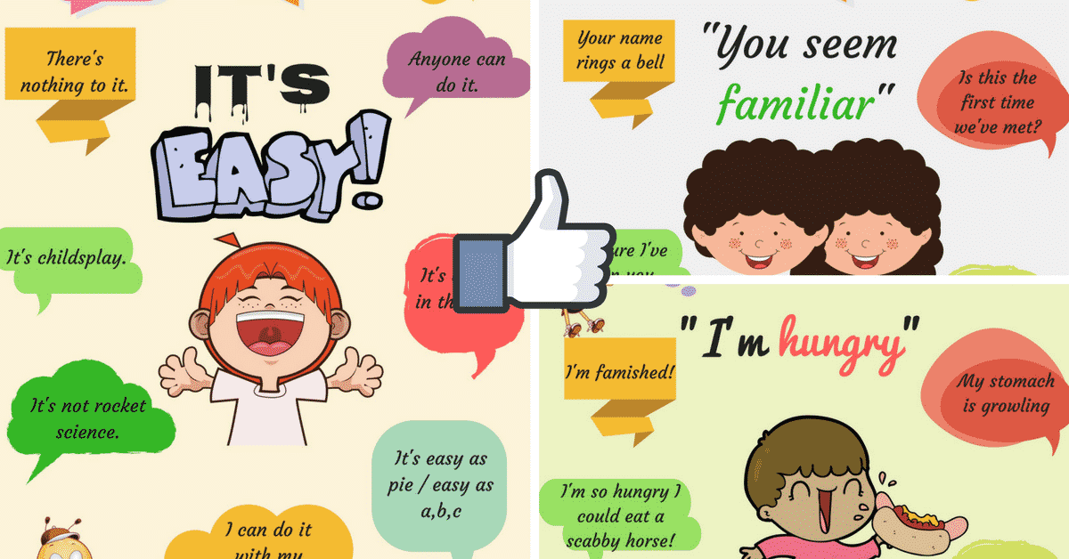 50+Useful Expressions in English You Should Know 14