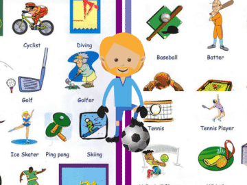 Sports Vocabulary for English Learners 14