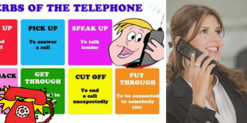 Useful Vocabulary and Phrasal Verbs for English Telephone Conversations 16
