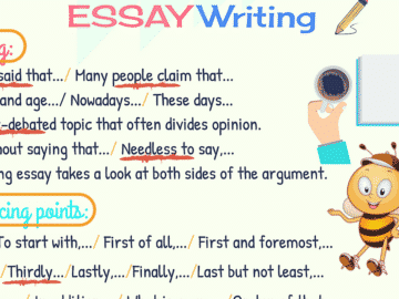 How to Write a Great Essay Quickly! 23