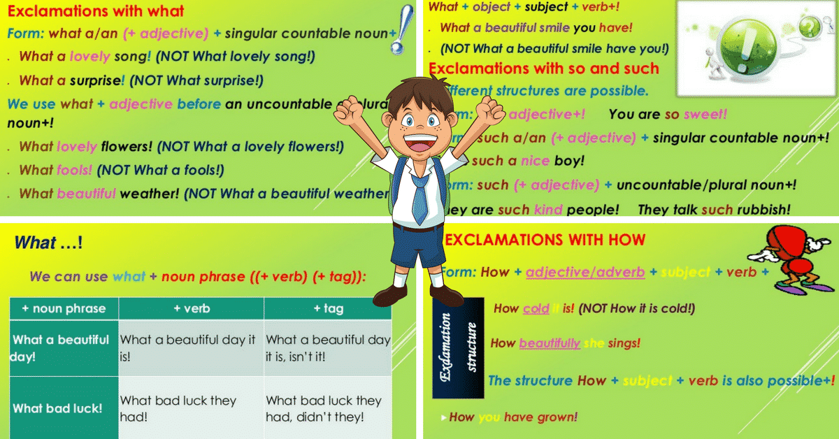 Exclamatory Sentence: Definition and Examples 5