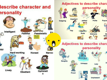 How to Describe Someone's Character and Personality in English 17