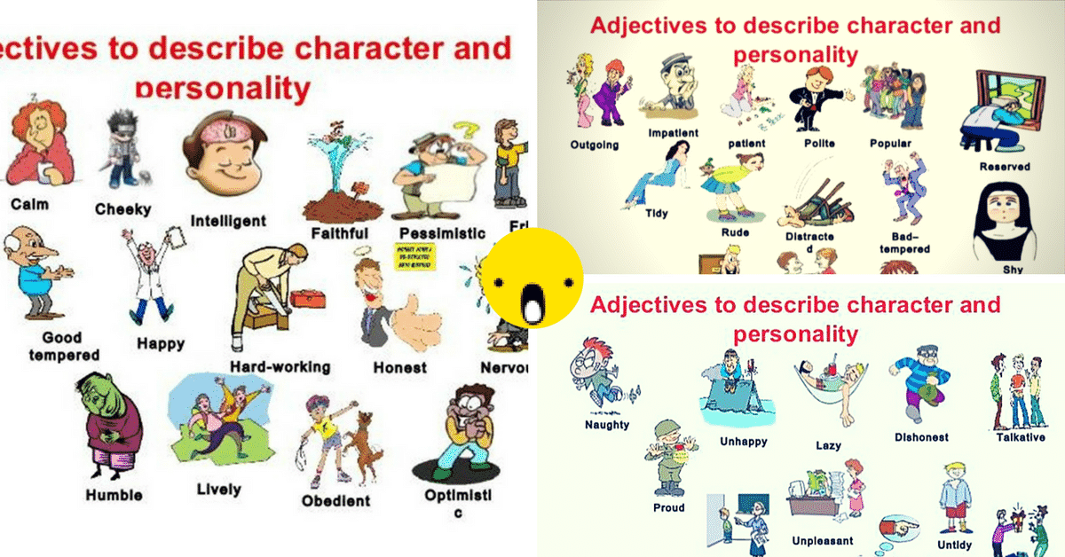How to Describe Someone's Character and Personality in English 9
