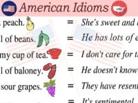 30+ Common American Idioms You Need to Know 25