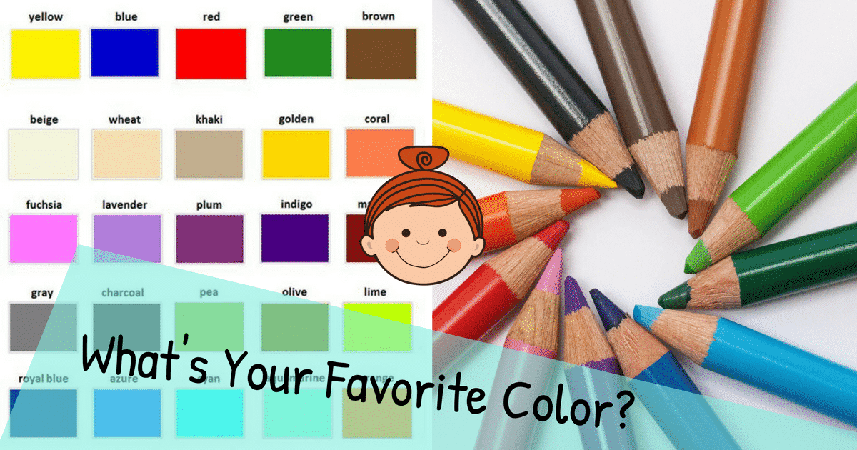 Learn English Vocabulary: Colours/ Colors 7