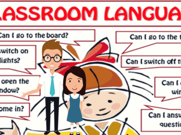 Classroom Language For Teachers and Students of English 16