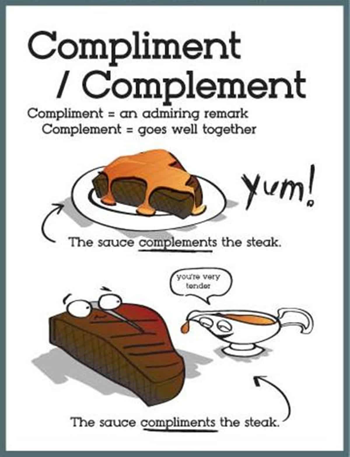 Как сделать умный комплимент