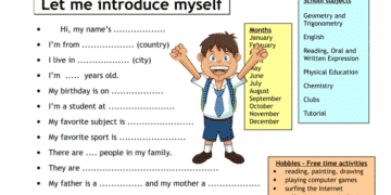 How to Confidently Introduce Yourself in English 2