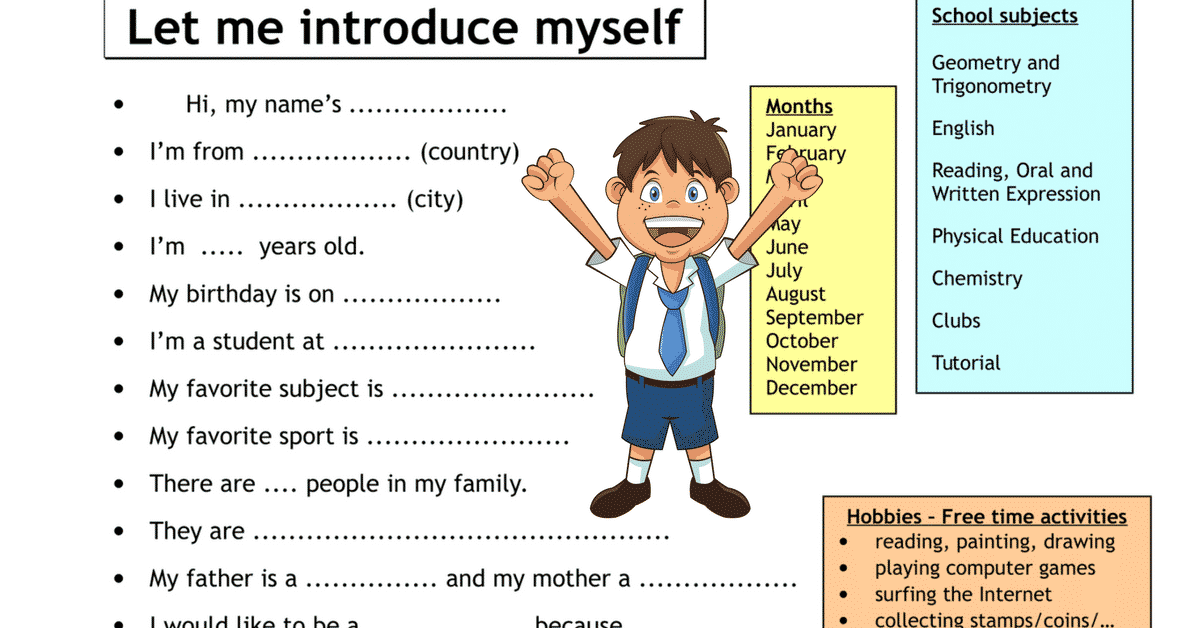 How to Confidently Introduce Yourself in English 3