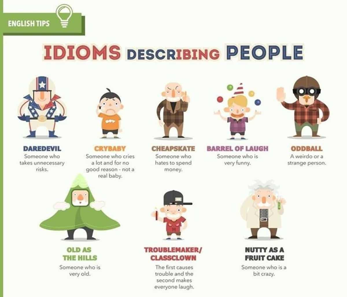 People Idioms