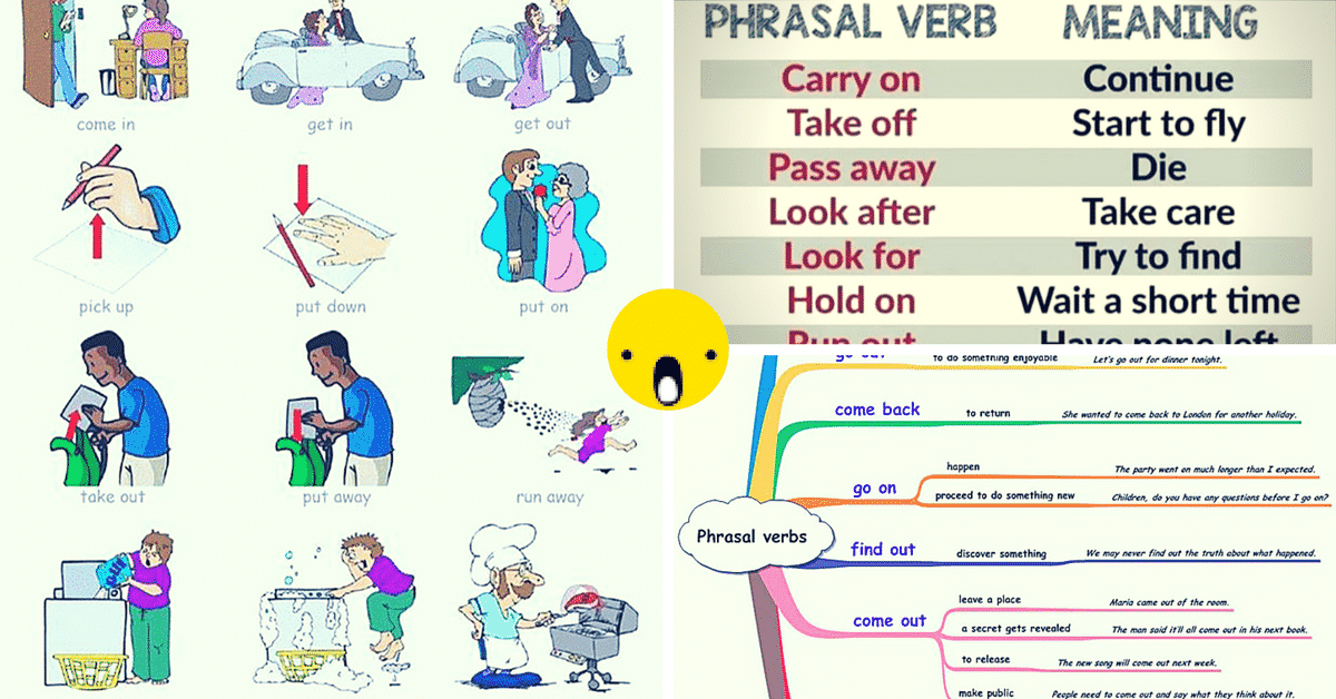 Commonly Used Phrasal Verbs in English [VIDEO] 6