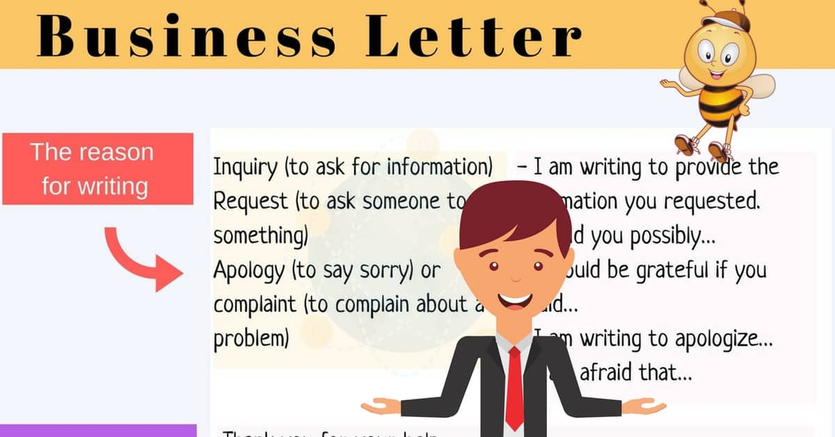 How to Write an Effective Business Letter in English 5
