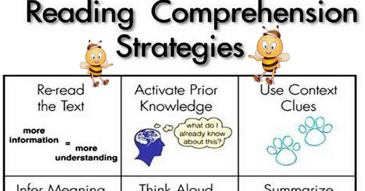 Reading Comprehension Strategies for English Language Learners 6