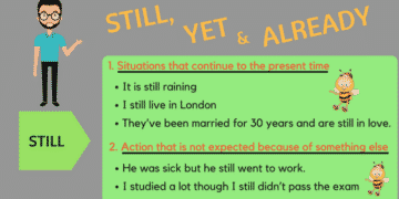 STILL - YET - ALREADY | What Are the Differences? 18