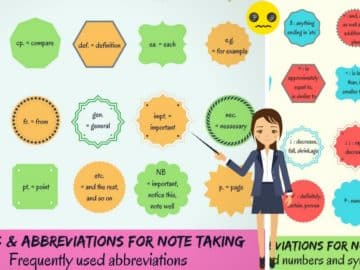 100+ Helpful Texting Abbreviations for Speedy Note-taking 15