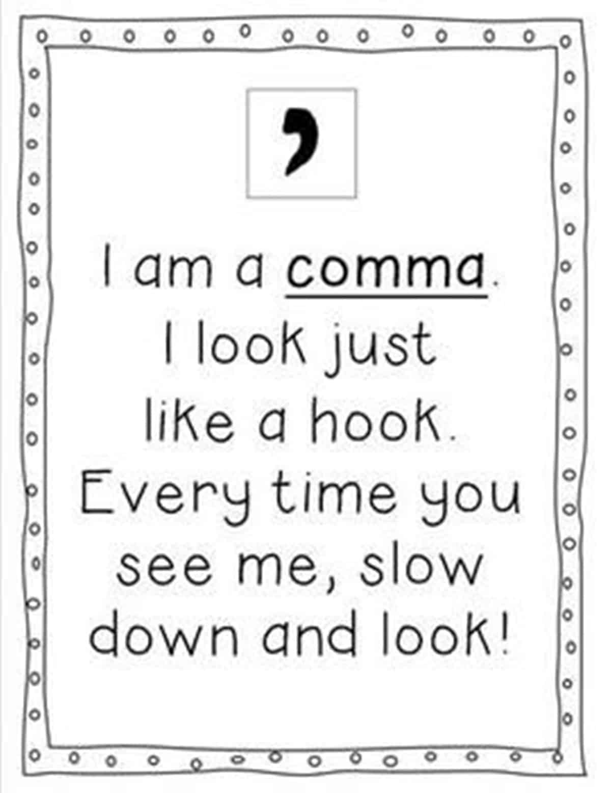 Comma Rules: 8 Rules for Using Commas Correctly!