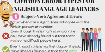 Common Mistakes in the English Language to Avoid 7