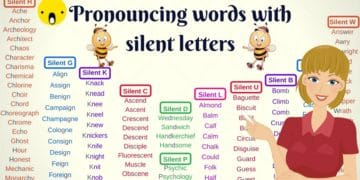 List of Words With 11 Silent Letters in English 2