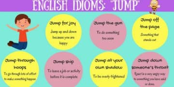 17 Useful Expressions with the Word JUMP in English 11