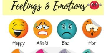 List of Useful Adjectives to Describe Feelings and Emotions 4