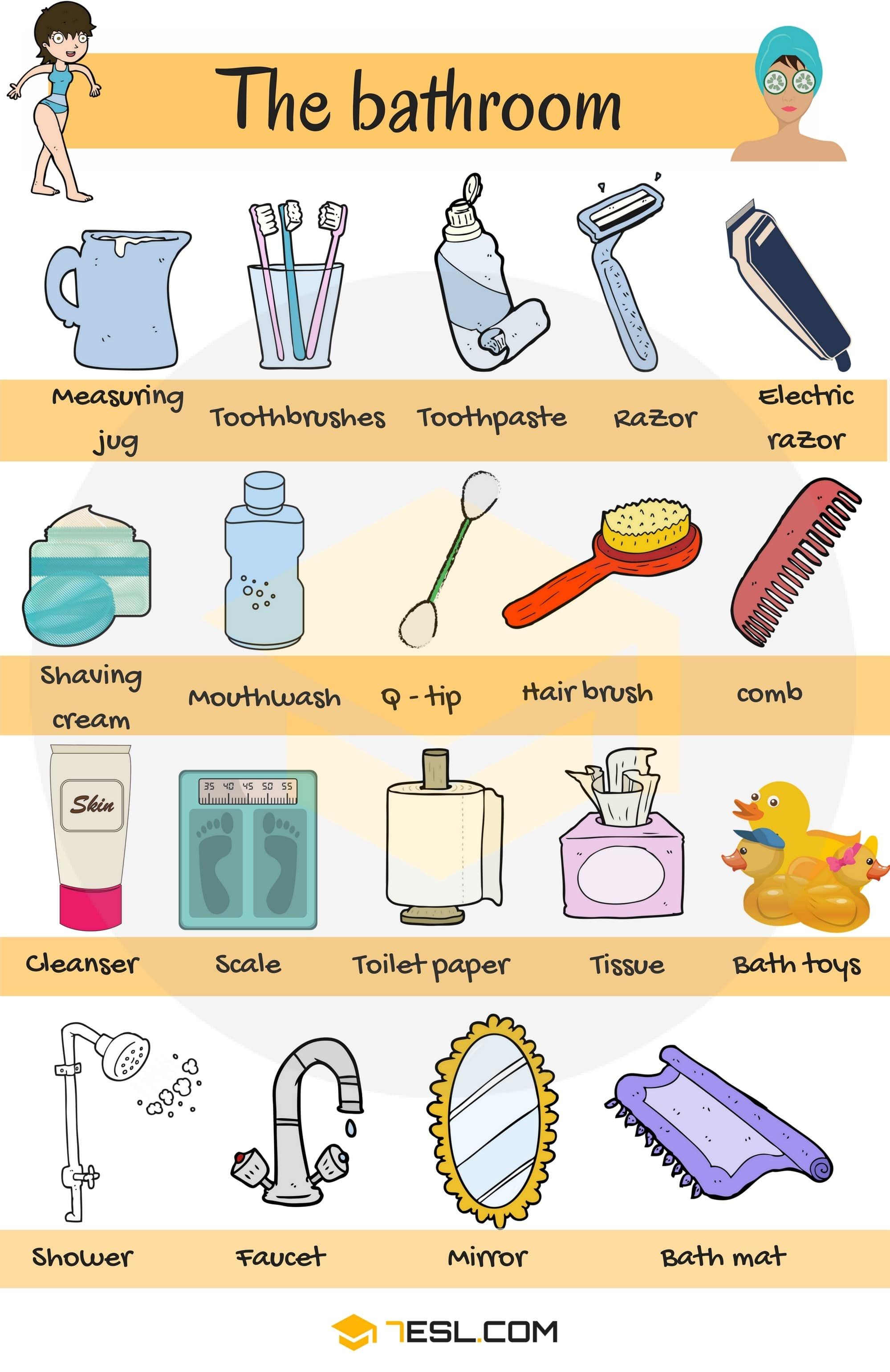 Tools and Equipment Vocabulary in English 1