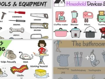 Tools and Equipment Vocabulary in English 29