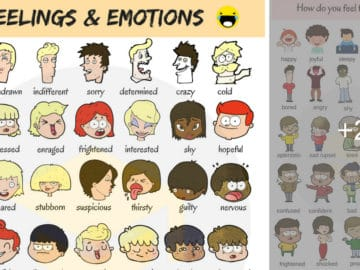 How to Describe Someone's Feelings and Emotions 14