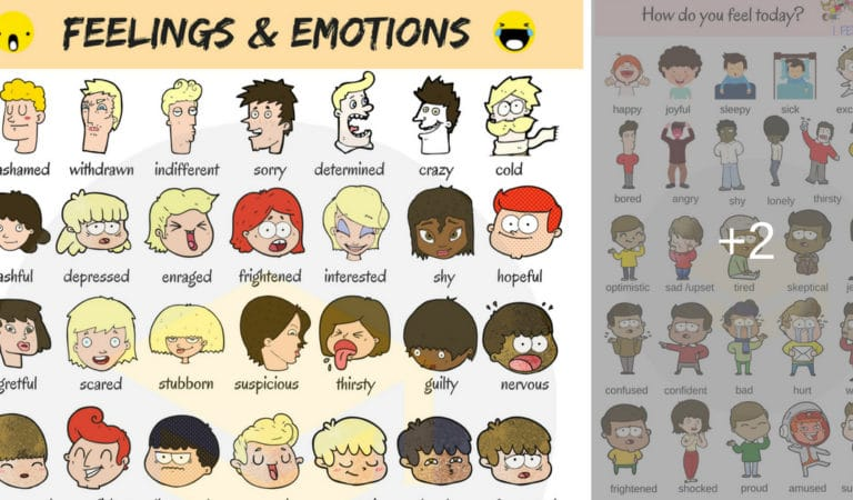 How to Describe Someone's Feelings and Emotions
