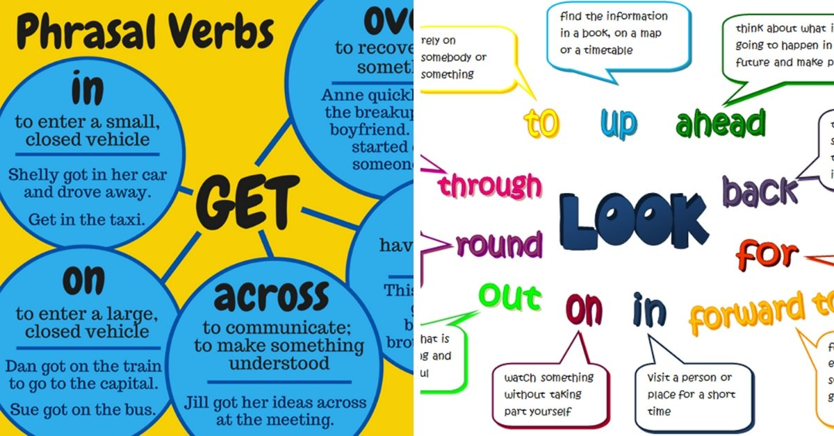Commonly Used Phrasal Verbs in English 4