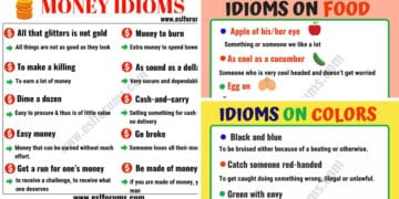 English Idioms: Learn English Idioms with Topics 12